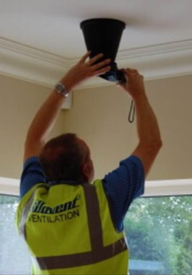 Homecare MVHR commissioning Northern Ireland, UK & Ireland